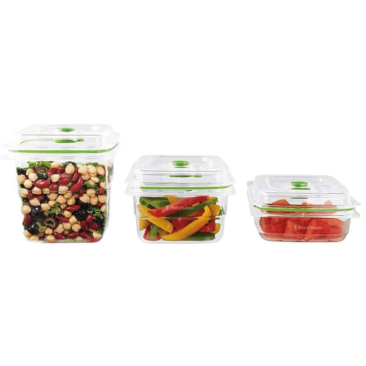 Foodsaver Fresh Food Container 3 Pack Stuff For The